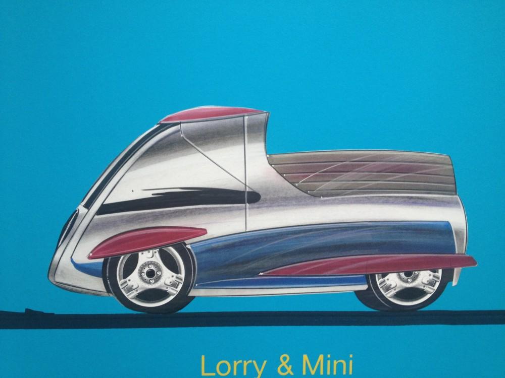 Gert Pollmann: Sports-Lorry 2003