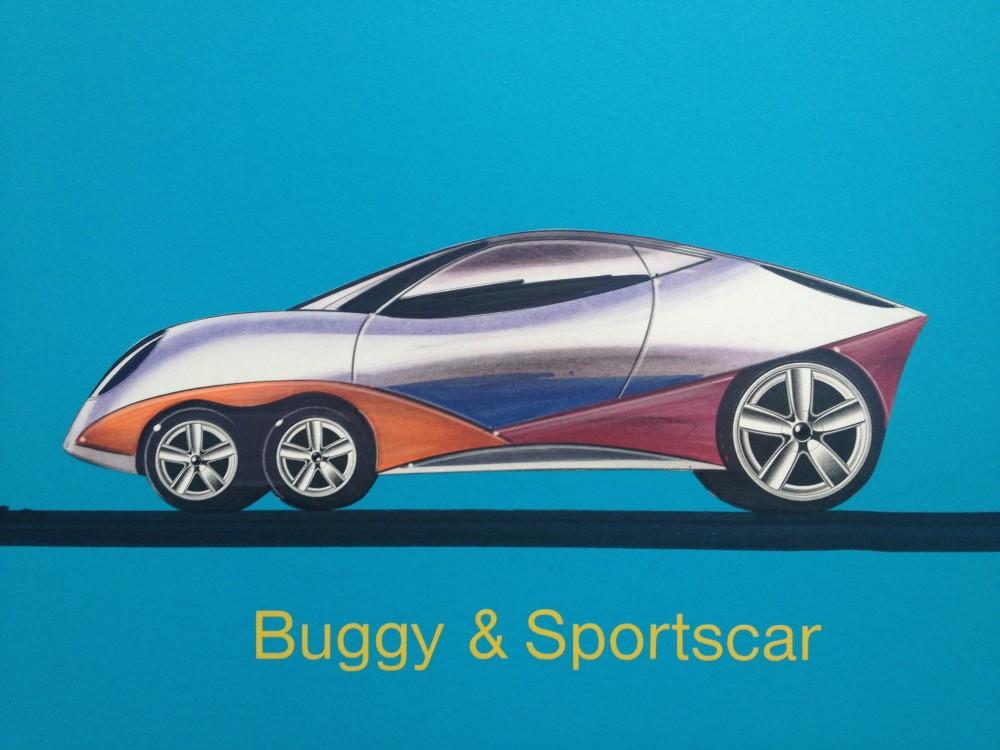 Gert Pollmann: Buggy und Sportscar