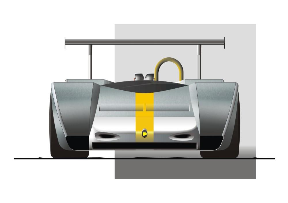 GERT POLLMANN: 2-E-RACECAR